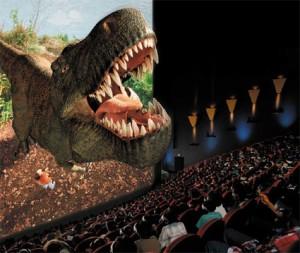 Imax T-Rex