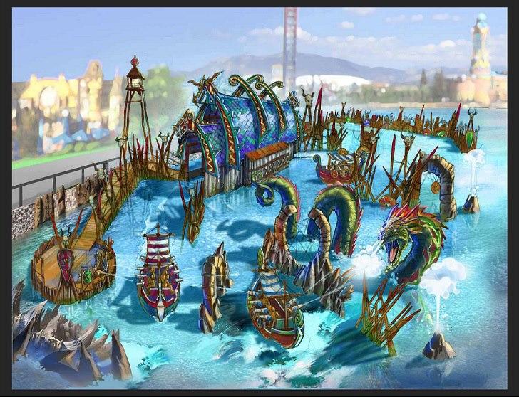 Battaglia Navale Magicland
