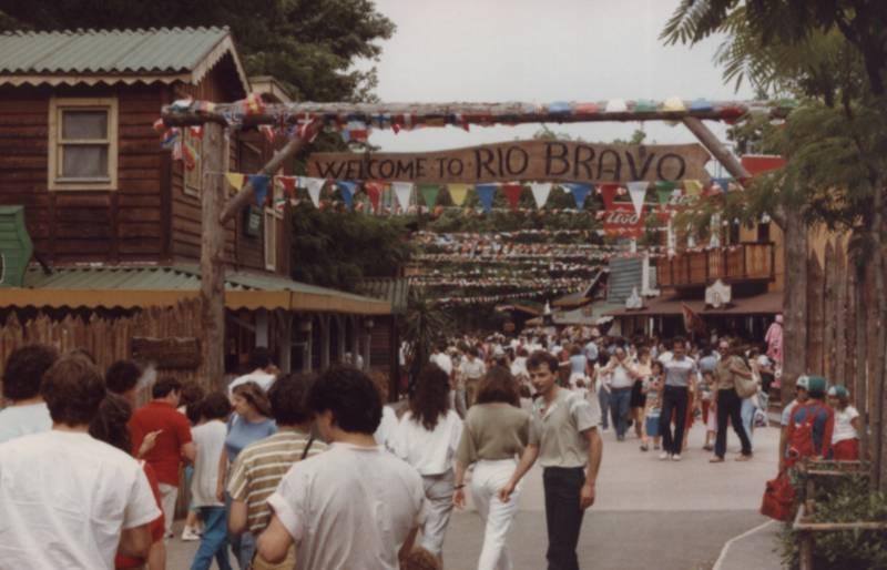 Gardaland anni 70