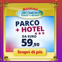 Parco + Hotel Offerta Gardaland