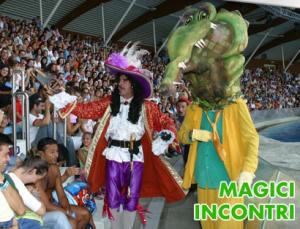 Oltremare Magici Incontri