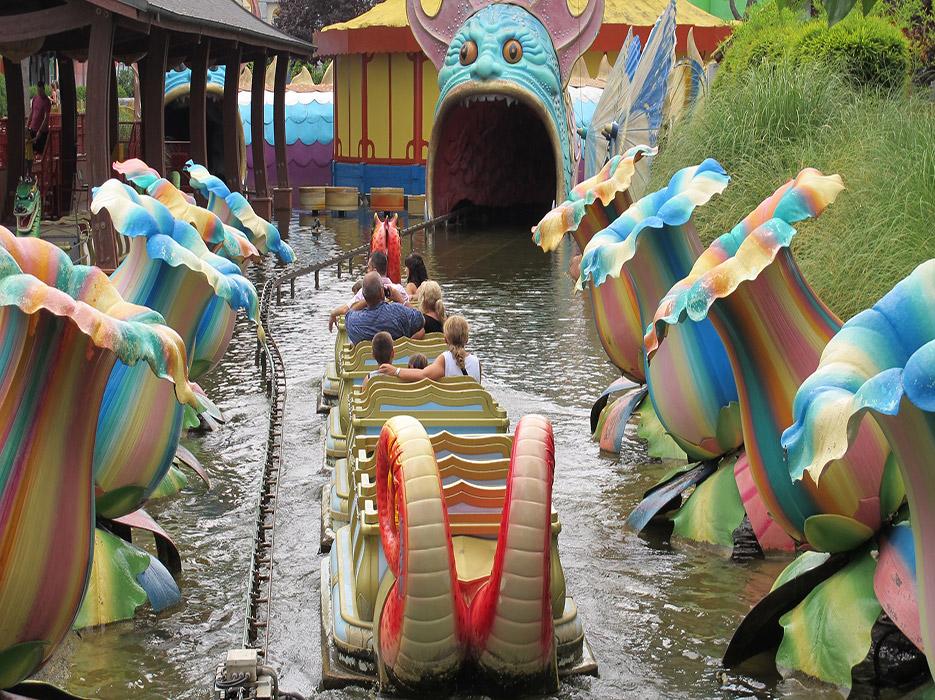 Parco giochi per bambini Rimini
