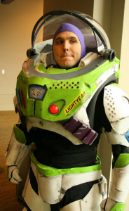 Cosplayers Toy Story