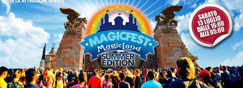 Rainbow Magicfest estate 2013