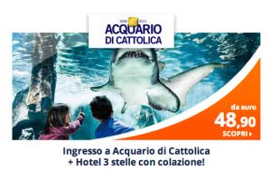 Acquario di Cattolica  + Hotel