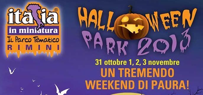 Italia in Miniatura Halloween 2013