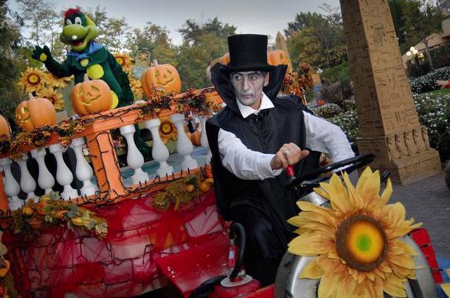 Prezzemolo  Halloween Parade
