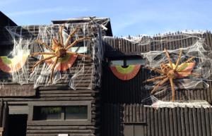 Gardaland ragni Halloween 2013