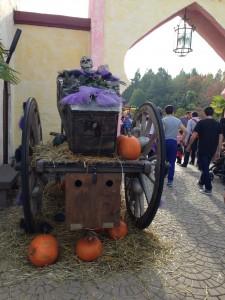 Gardaland teschio Halloween 2013