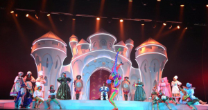 Magicland spettacolo