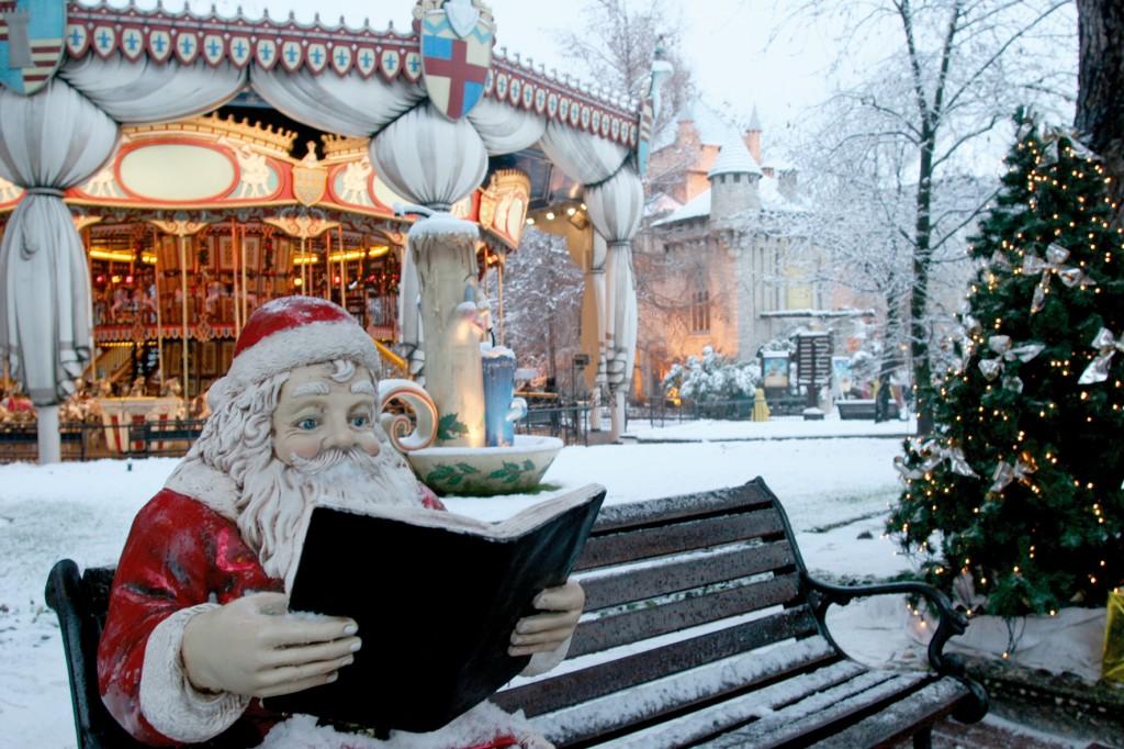 Babbo Natale a Gardaland