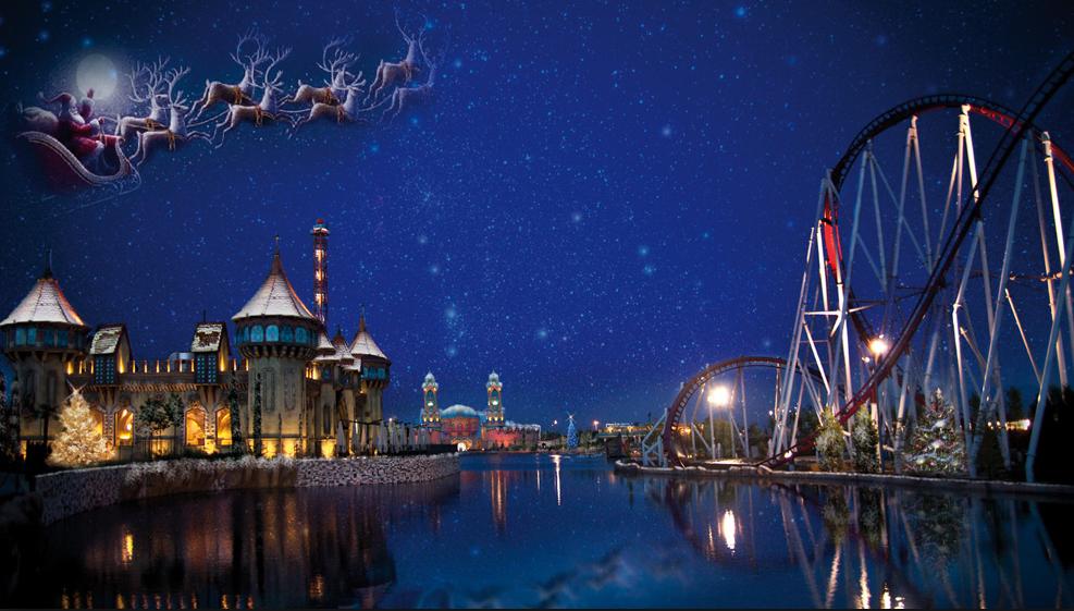 Rainbow Magicland Magic Christmas