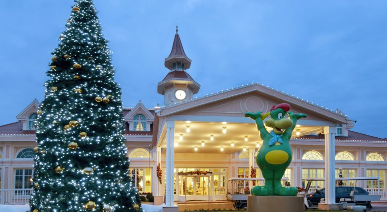 Gardaland Hotel - Natale Albero