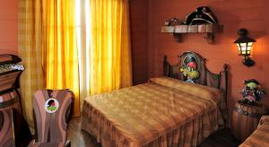 Gardaland hotel Covo dei Pirati