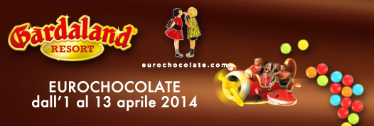 Gardaland eurochocolate