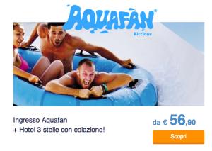 hotel + Aquafan
