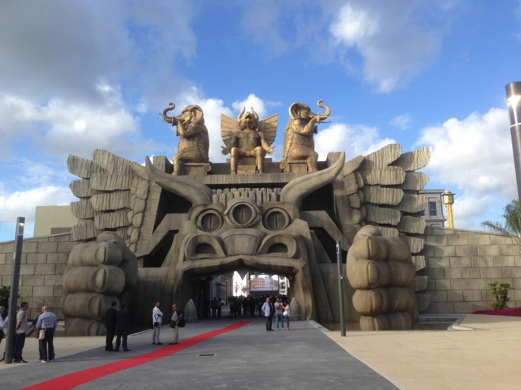 Cinecittà World ingresso