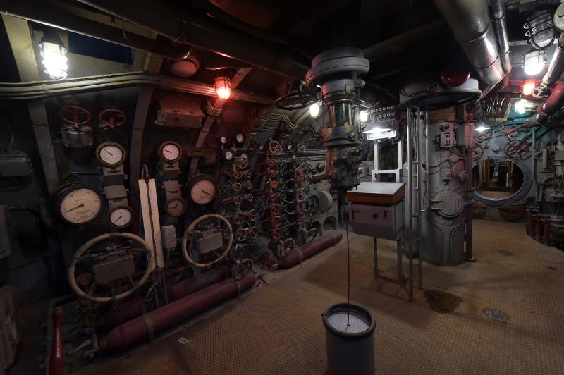 Sottomarino Aquila IV