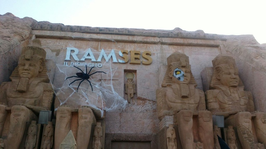 Ramses Magic Halloween 2014