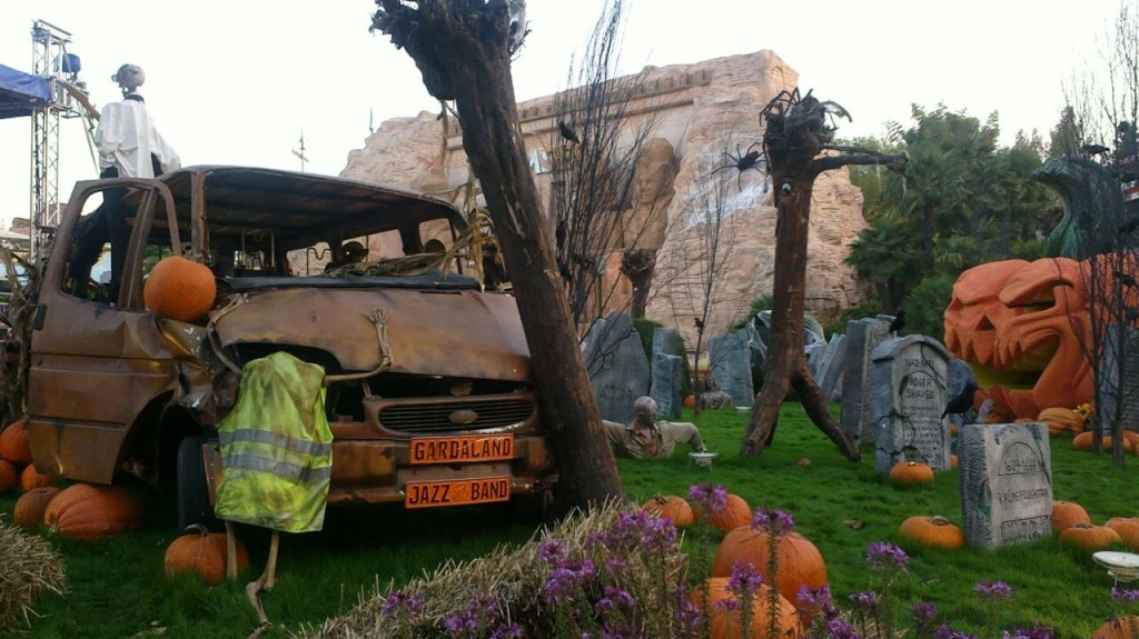 Gardaland ambientazione Magic Halloween 2014