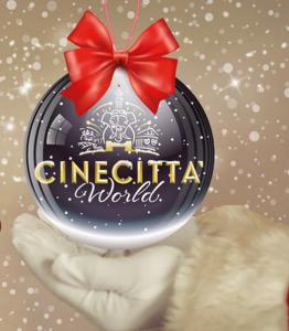 Cinecittà World e il Natale